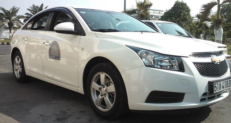 học lái xe ô tô tại quận Tân Bình