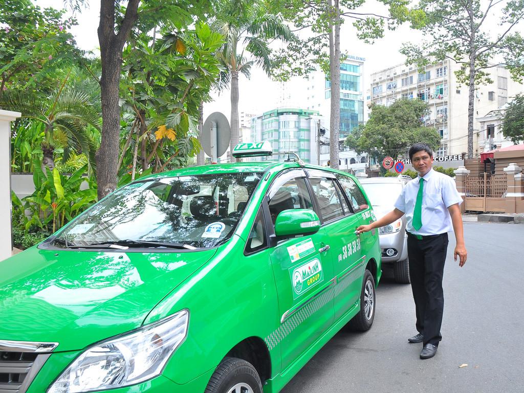 kinh nghiệm lái xe taxi